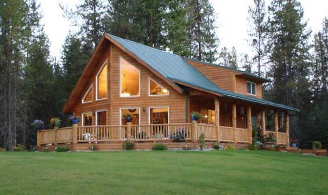 Montana paradise realty homes we build sanders county for Montana home builders